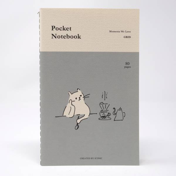 Image of Pocket Notebook: Waiting