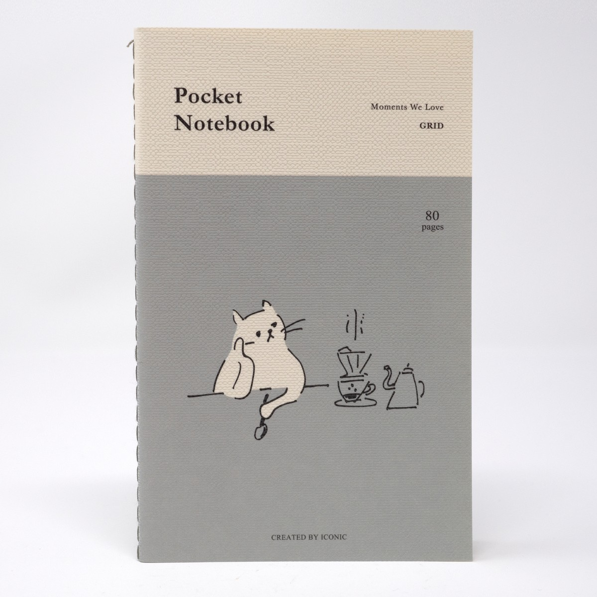 Photo of Pocket Notebook: Waiting