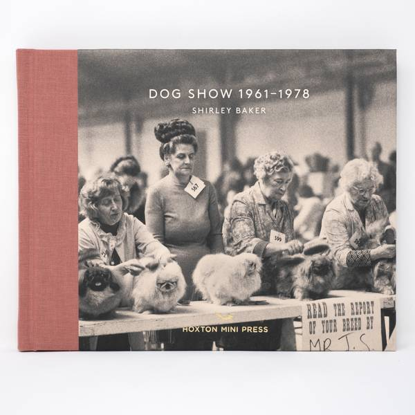 Image of Dog Show Book 1961-1978
