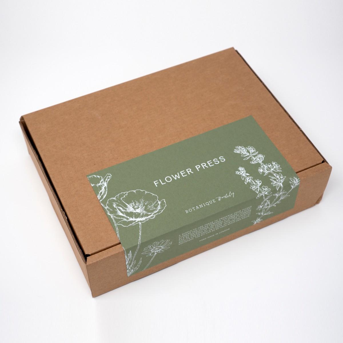 Photo of Flower Press Kit