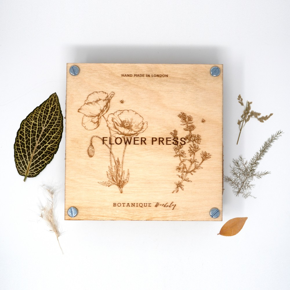 Flower Press Kit Foundland