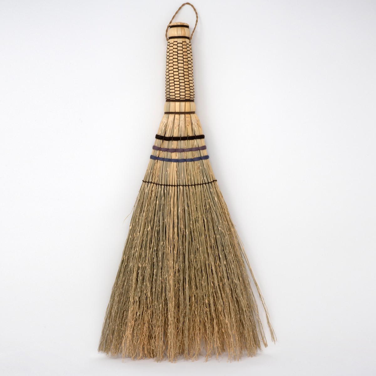 Photo of Sorghum Handbroom Large Purple