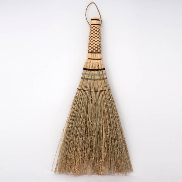 Image of Sorghum Handbroom Large Green
