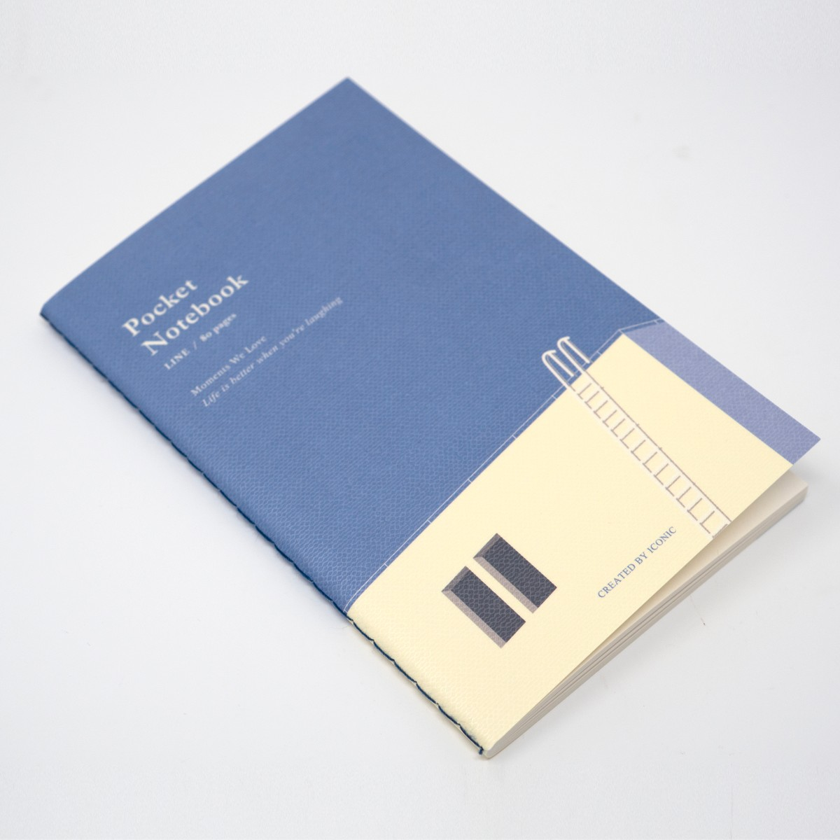 Photo of Pocket Notebook: Rooftop