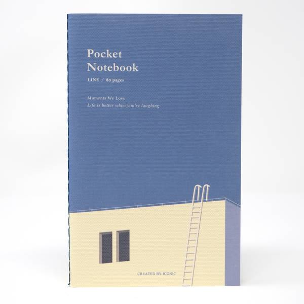 Image of Pocket Notebook: Rooftop