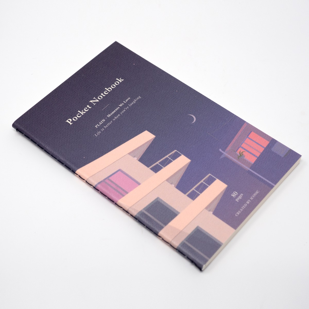 Photo of Pocket Notebook: Evening
