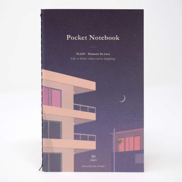 Image of Pocket Notebook: Evening