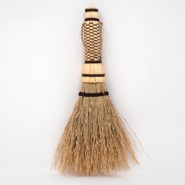 Image of Japanese Sorghum Tabletop Brush Brown