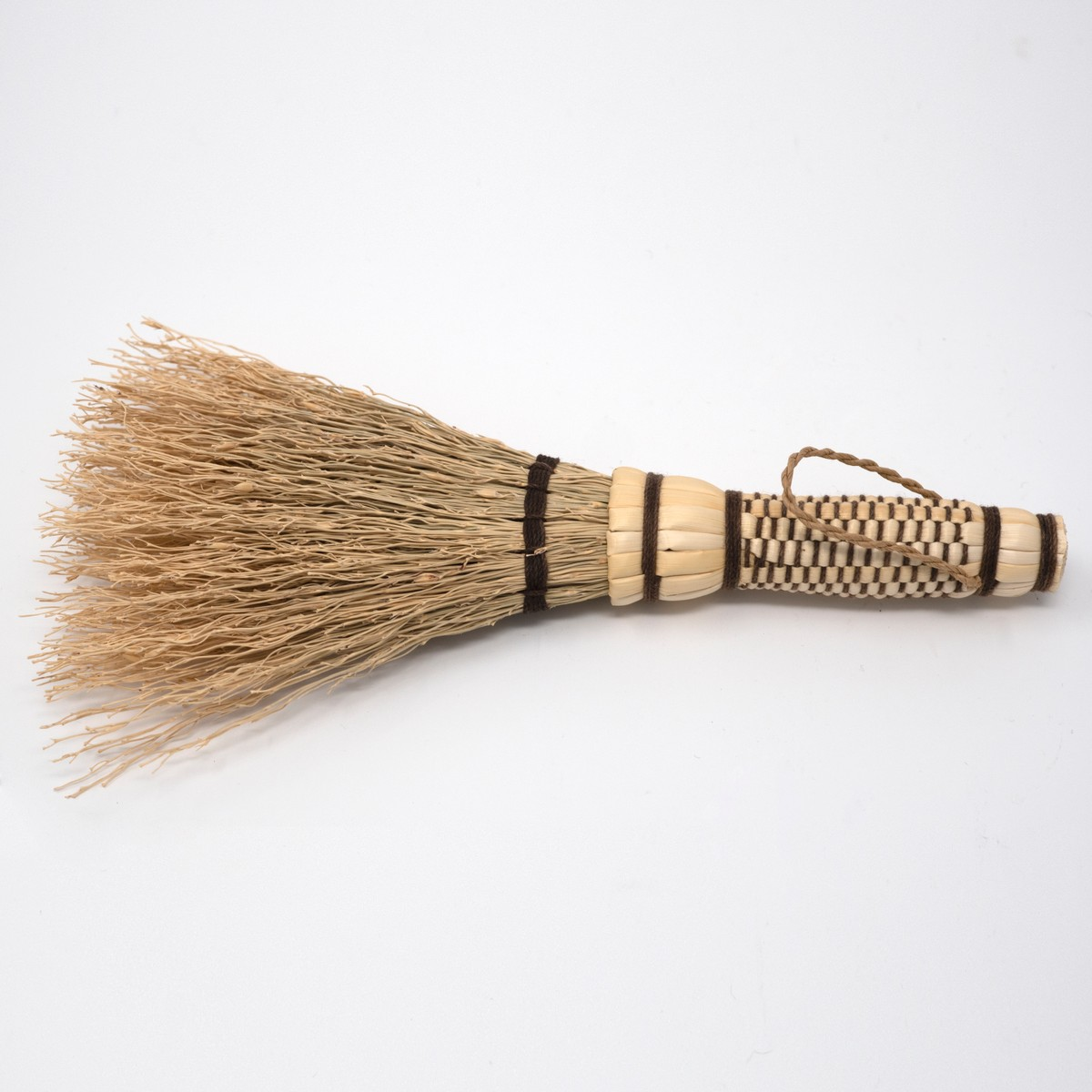 Photo of Japanese Sorghum Tabletop Brush Brown