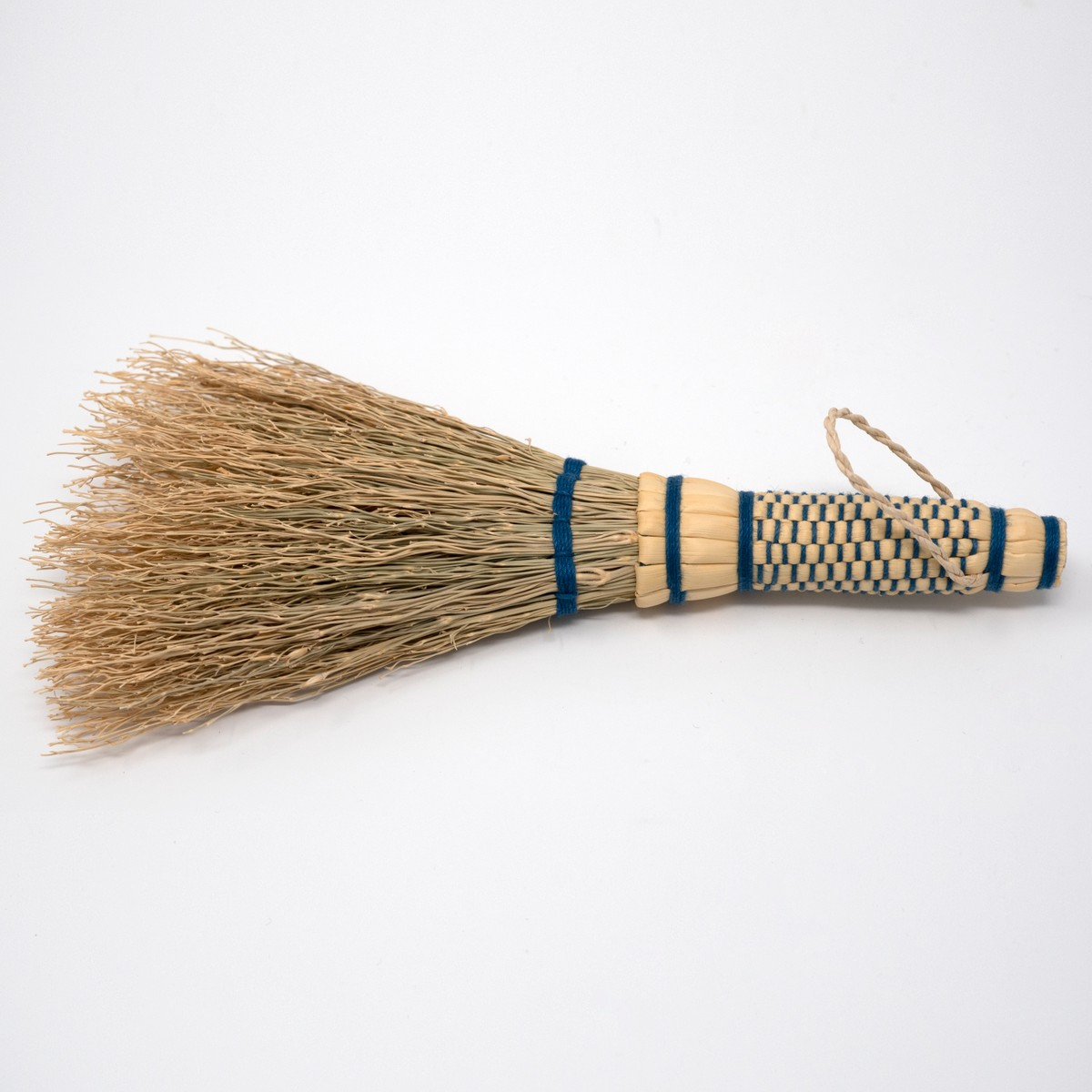 Photo of Japanese Sorghum Tabletop Brush Indigo