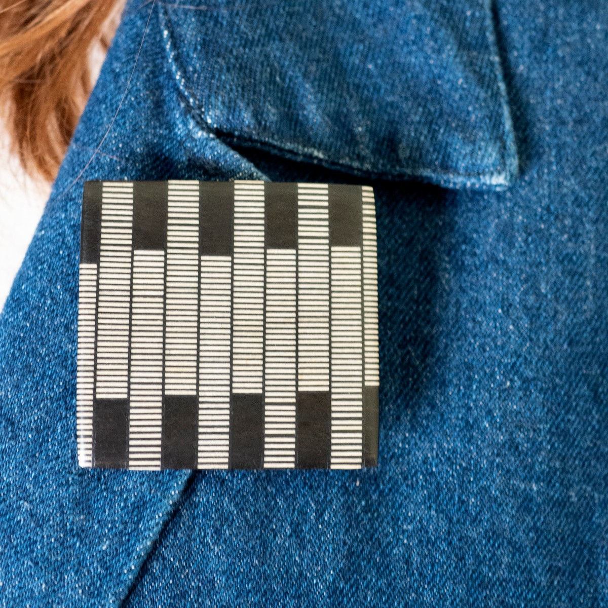 Photo of Albers Brooch