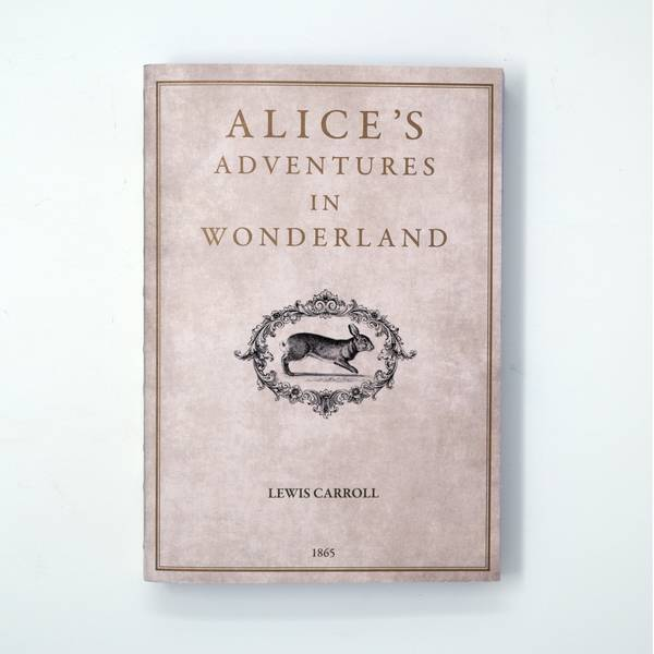 Image of Alice in Wonderland Notebook