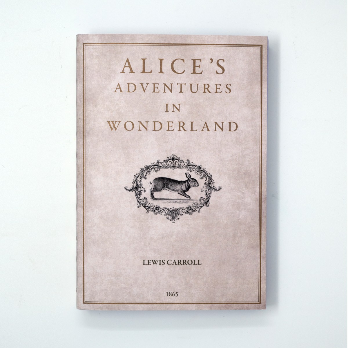 Photo of Alice in Wonderland Notebook