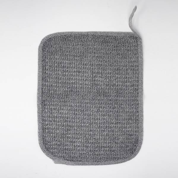 Image of Binchotan Charcoal Face Scrub Towel