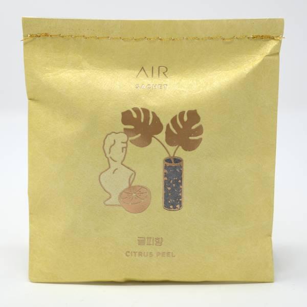 Image of Korean Citrus Incense Sachet