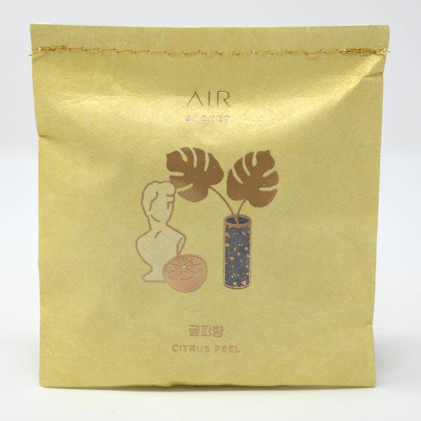 Image of Korean Citrus Incense Sachet