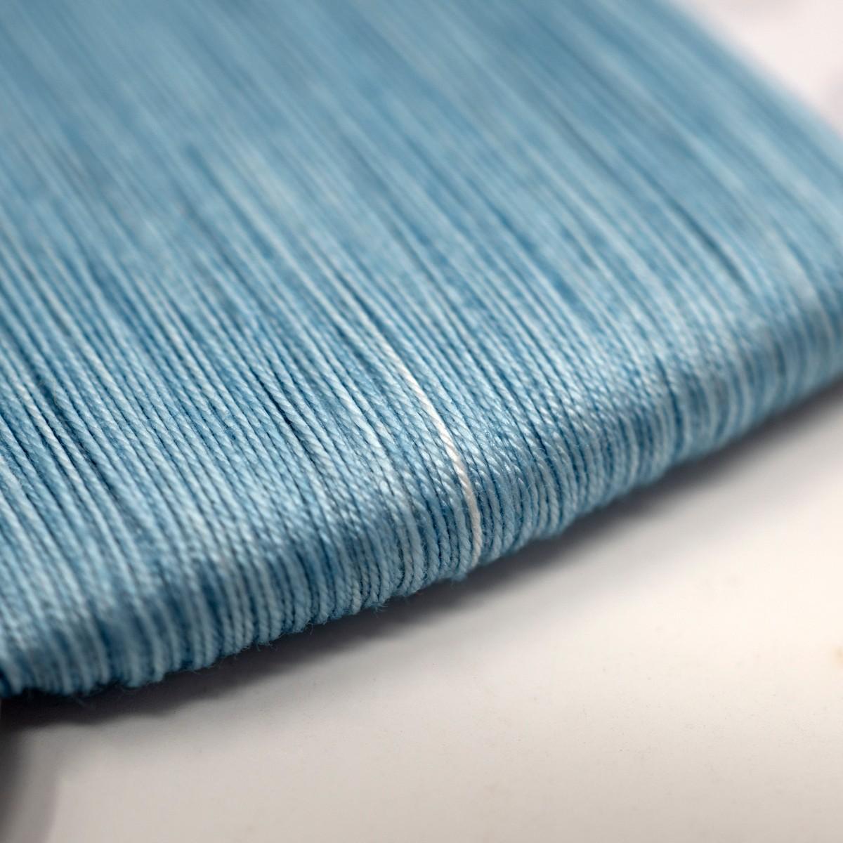 Photo of BUAISOU Sewing Thread: Light Blue Indigo