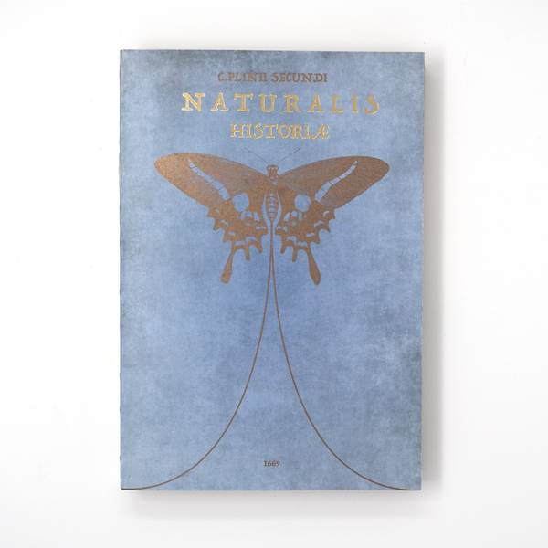 Image of Naturalis Historiae Notebook