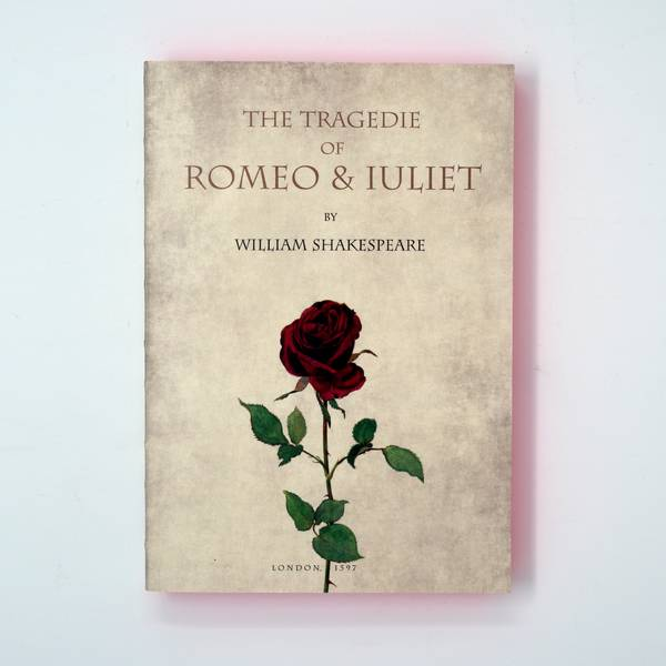 Image of Romeo and Juliet Notebook