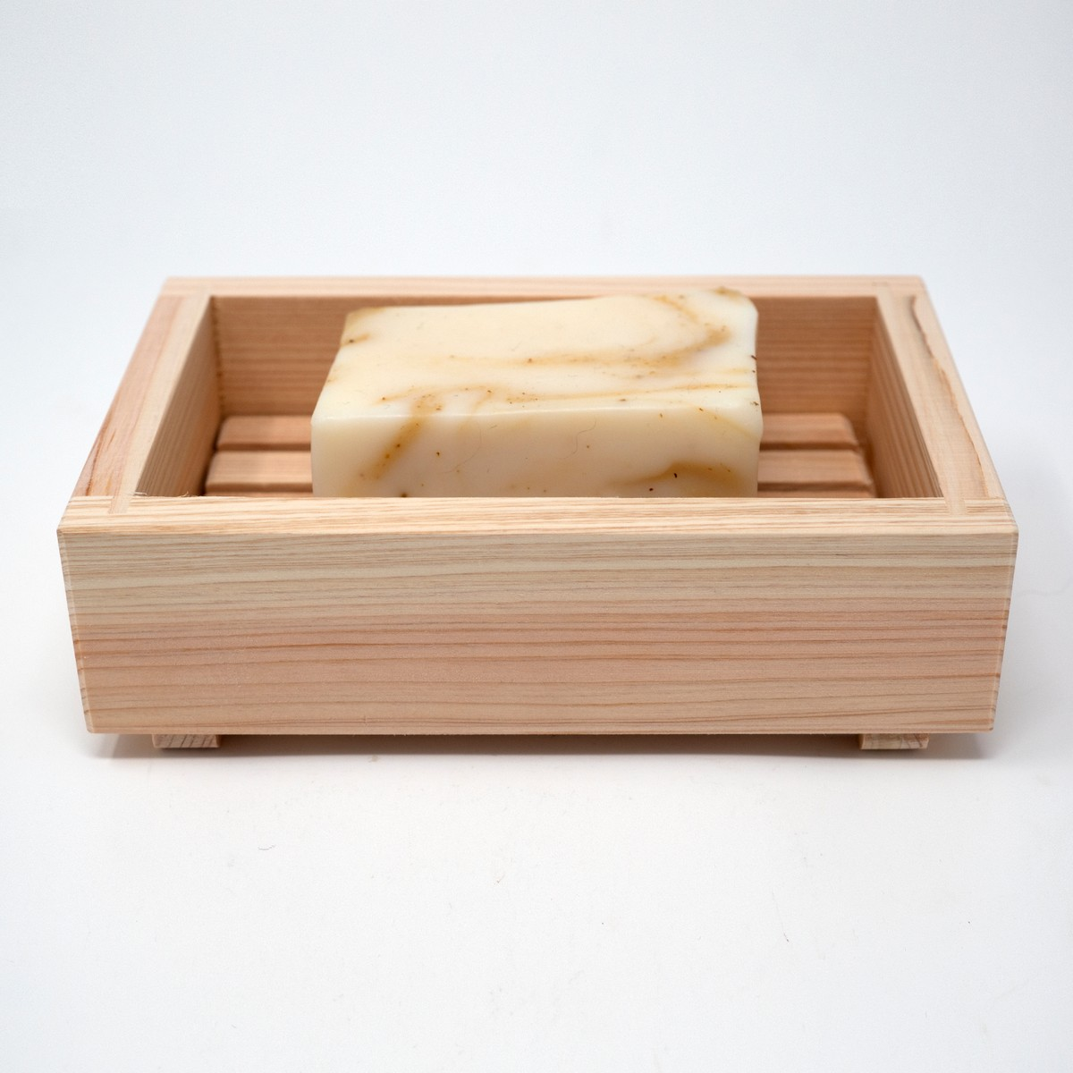 Photo of Hinoki Soap Dish