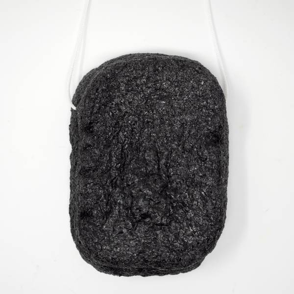 Image of Binchotan Charcoal Facial Puff
