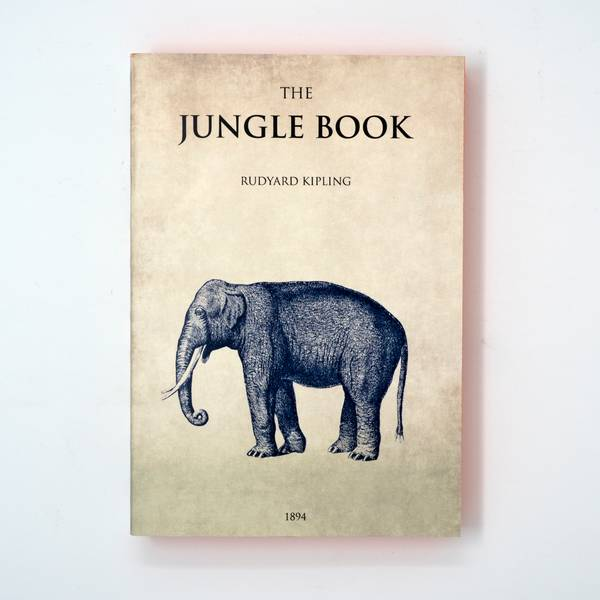 Image of Jungle Book Notebook