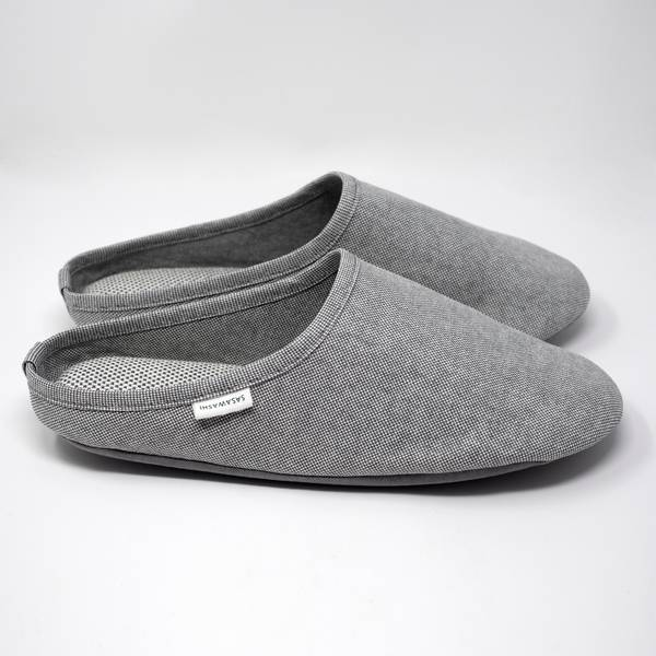 Image of Washi Room Shoes Grey Medium