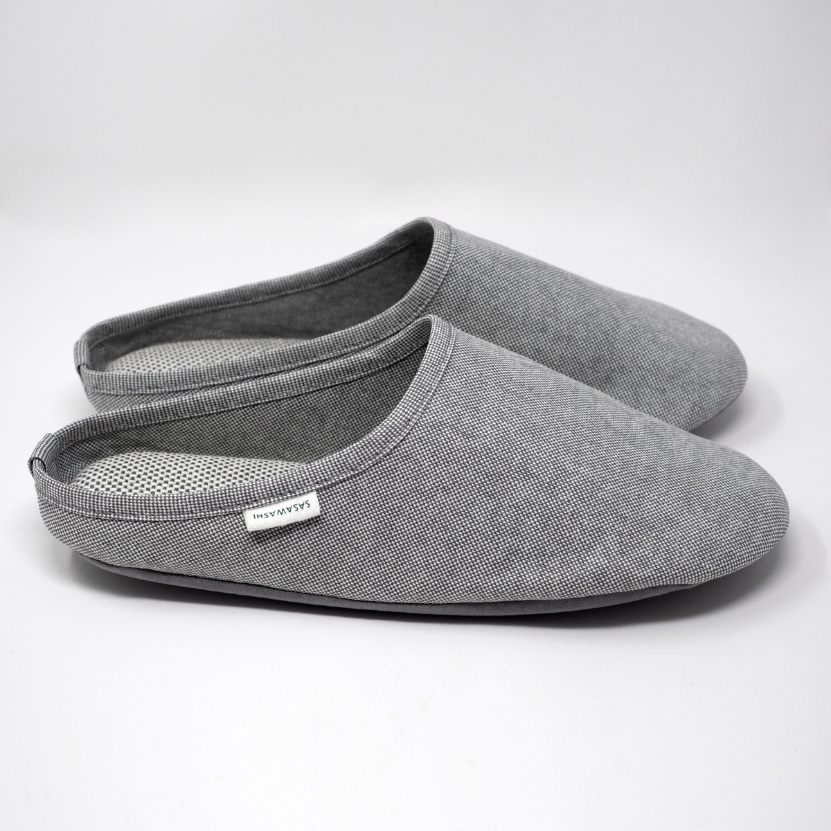 Photo of Washi Room Shoes Grey Medium
