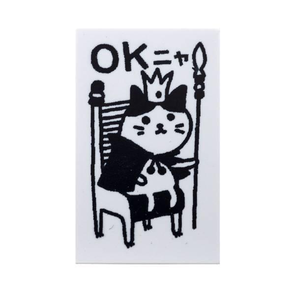 Image of Ok Boss Ink Stamp
