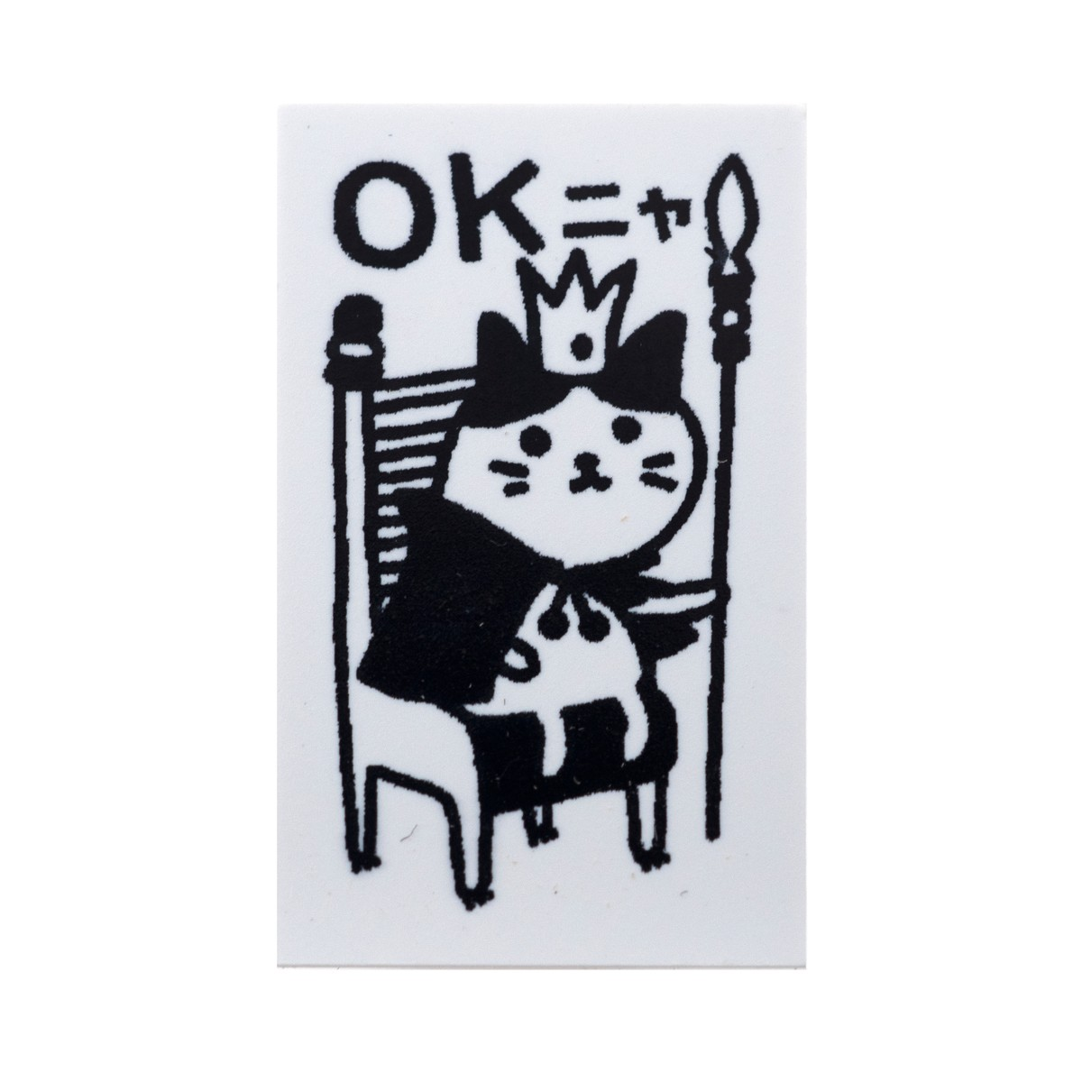 Photo of Ok Boss Ink Stamp