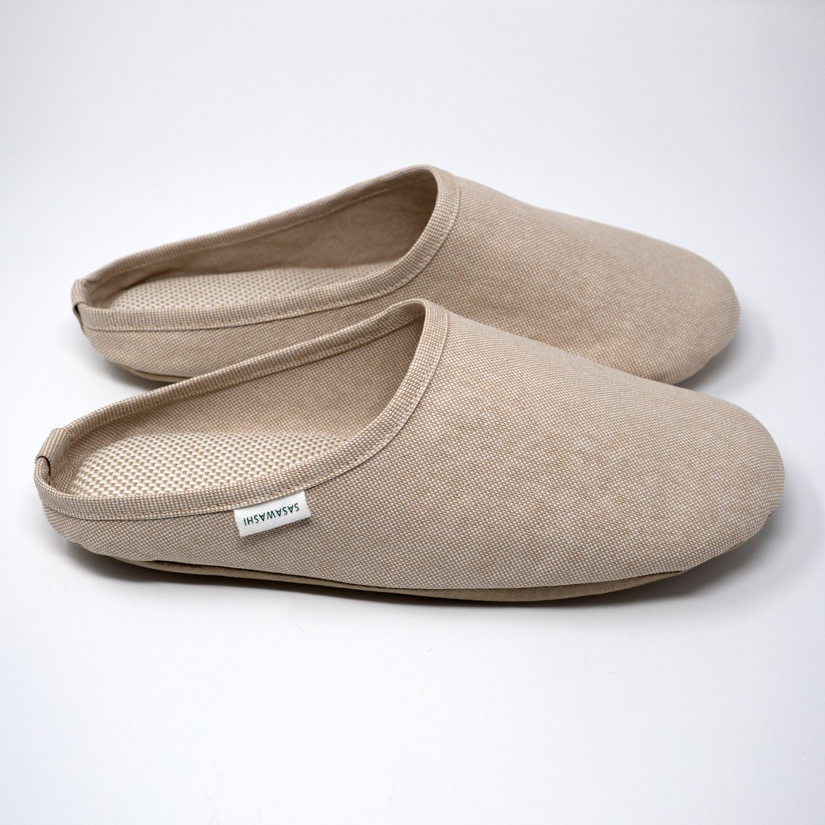 Photo of Washi Room Shoes Sand Large