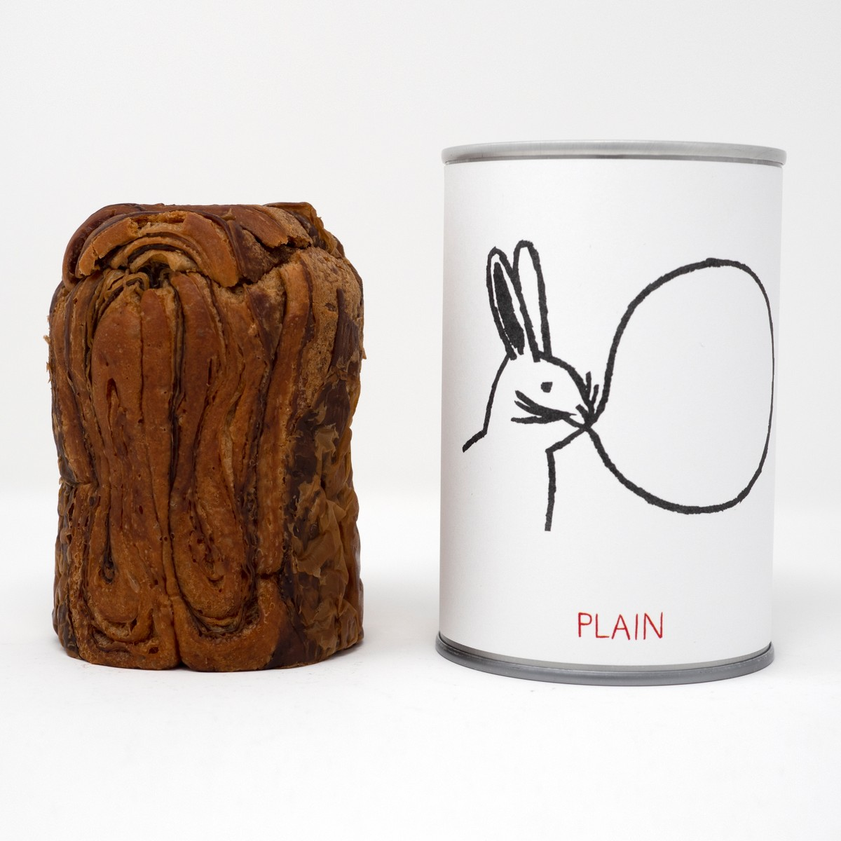 Photo of Japanese Bread in a Can: Talking Rabbit