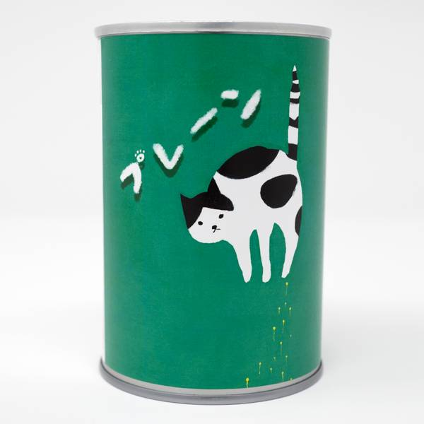 Image of Japanese Bread in a Can: Neko