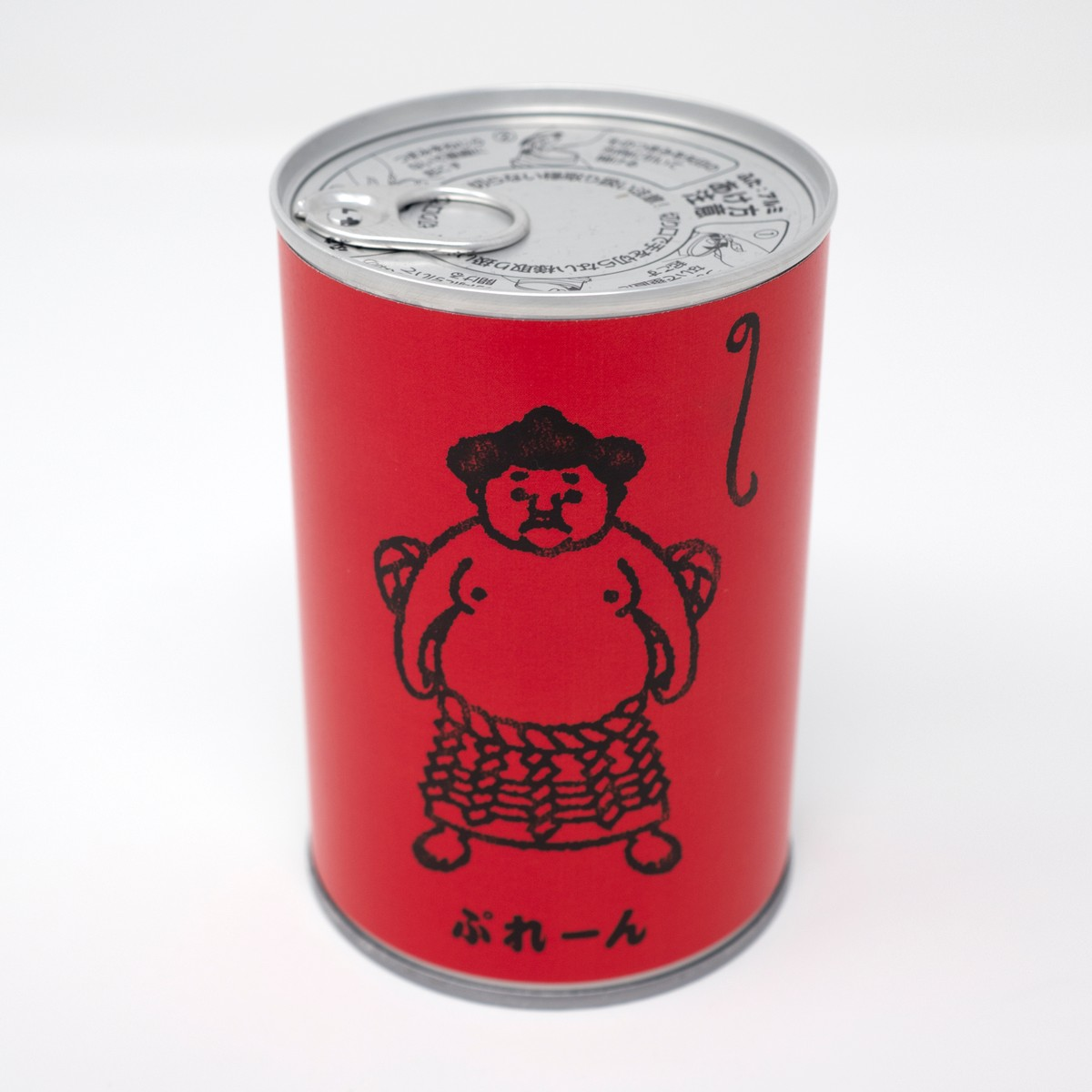 Photo of Japanese Bread in a Can: Sumo
