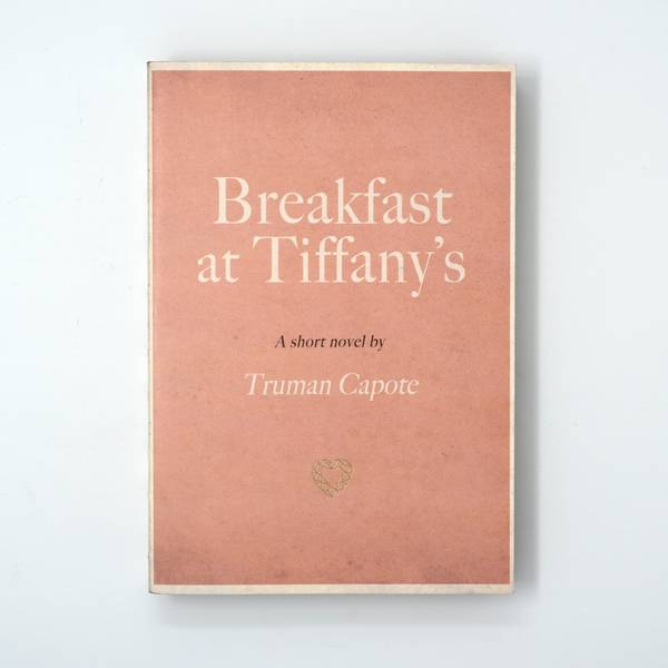Image of Breakfast at Tiffany's Notebook