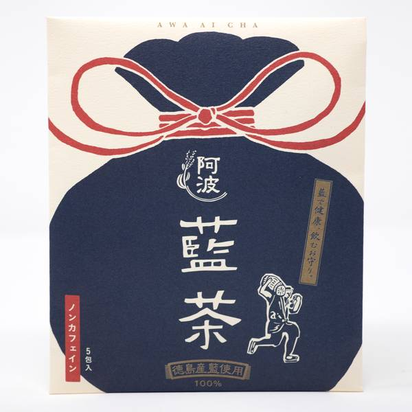 Image of Japanese Indigo Tea