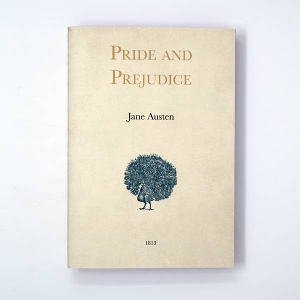 Image of Pride and Prejudice Notebook