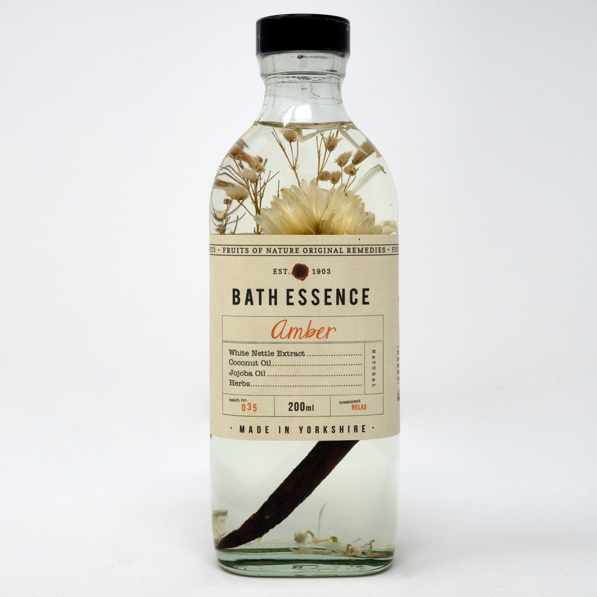 Photo of Amber Bath Essence