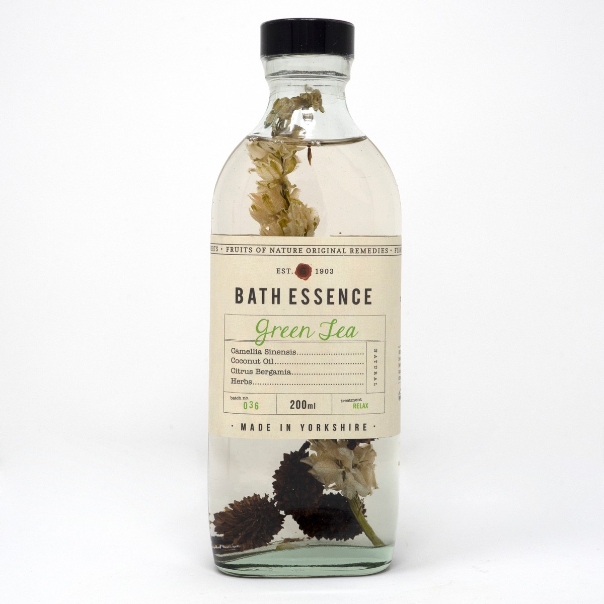 Photo of Green Tea Bath Essence