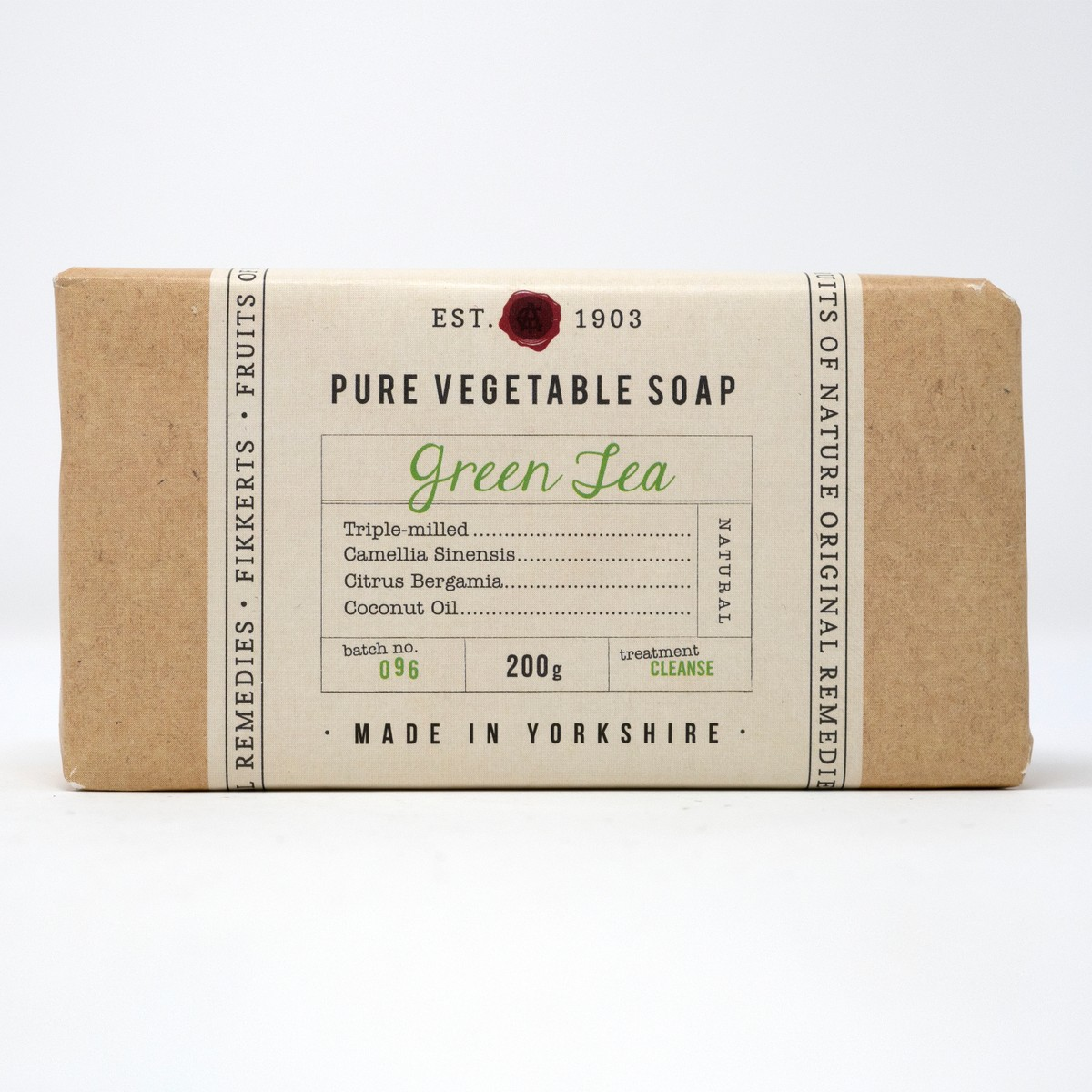 Photo of Green Tea Soap