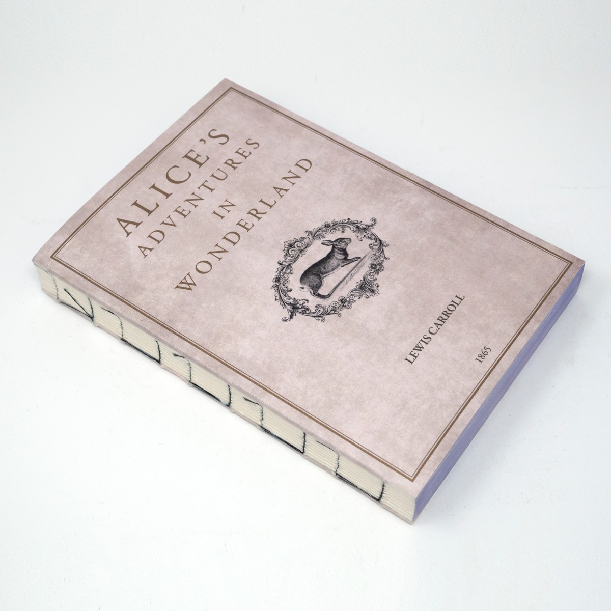 Photo of Alice in Wonderland Notebook