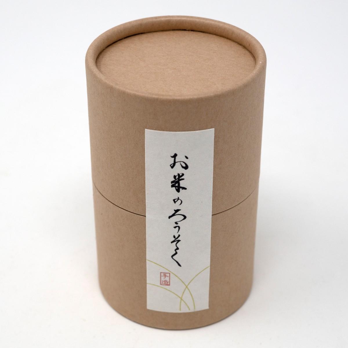 Photo of Japanese Rice Wax Candle Set