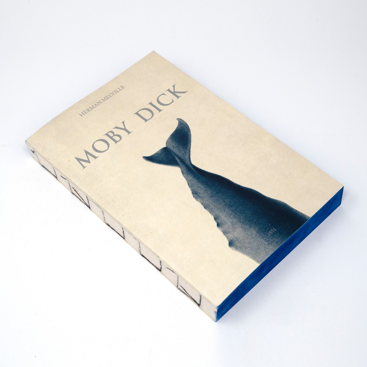 Photo of Moby Dick Notebook
