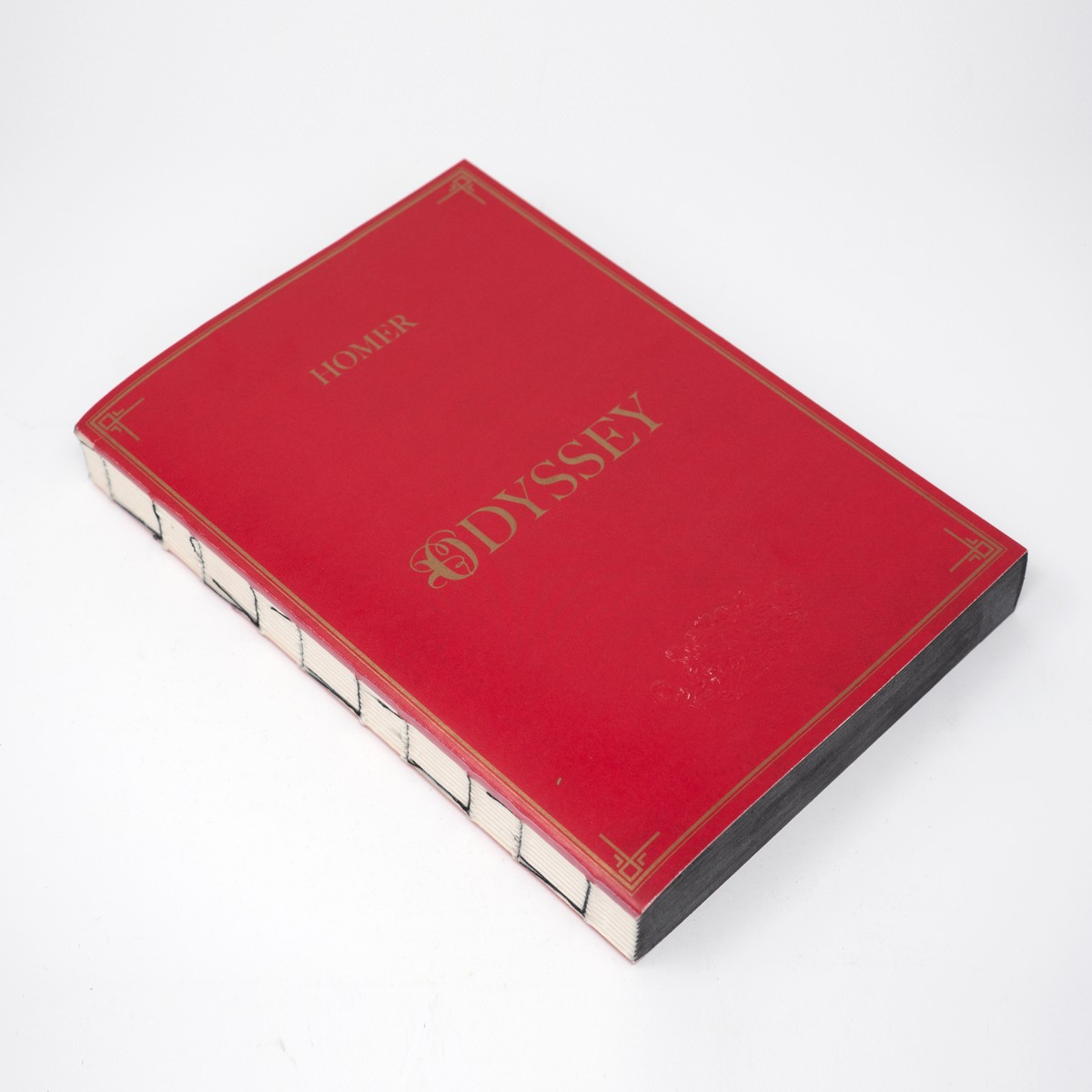 Photo of Odyssey Notebook