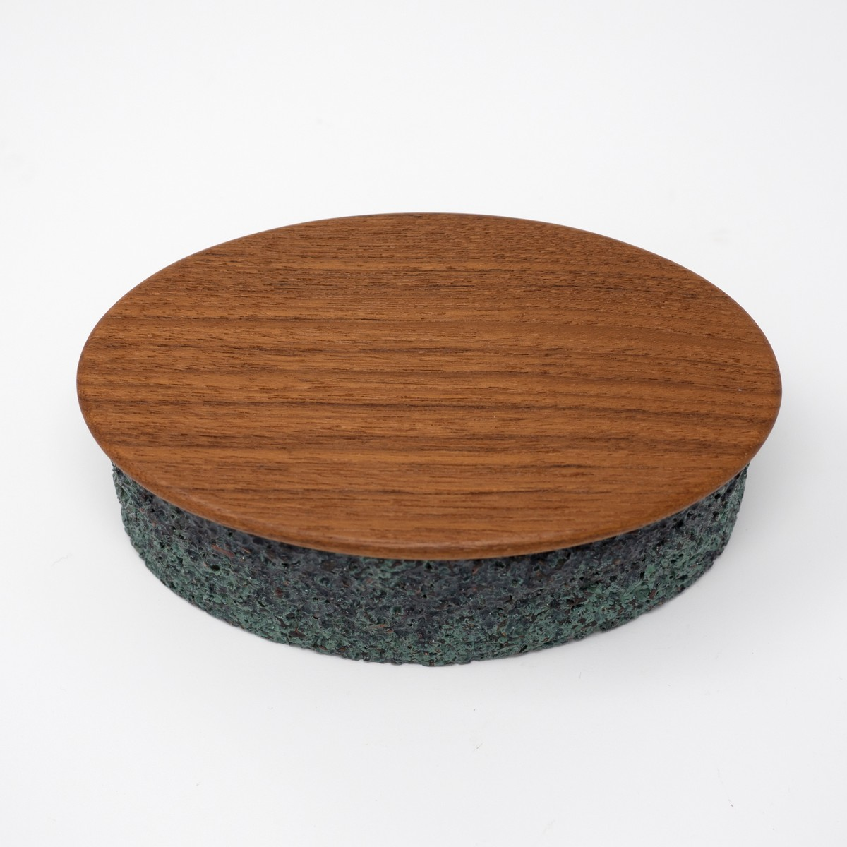 Photo of Oval Carved Box