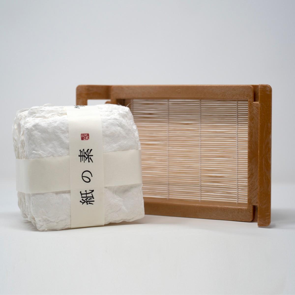 Photo of Japanese Papermaking Kit