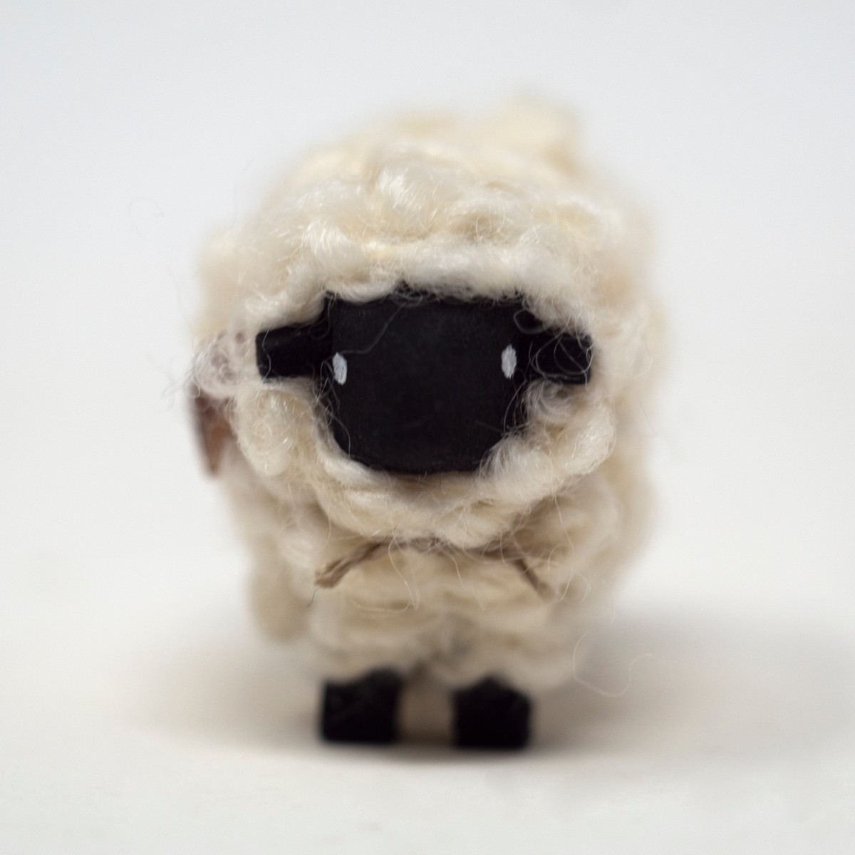 Photo of Medium Suffolk Sheep Figurine