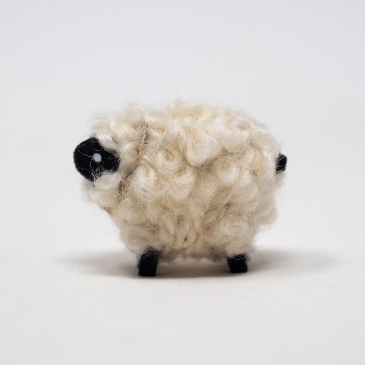Photo of Mini Suffolk Sheep Figurine