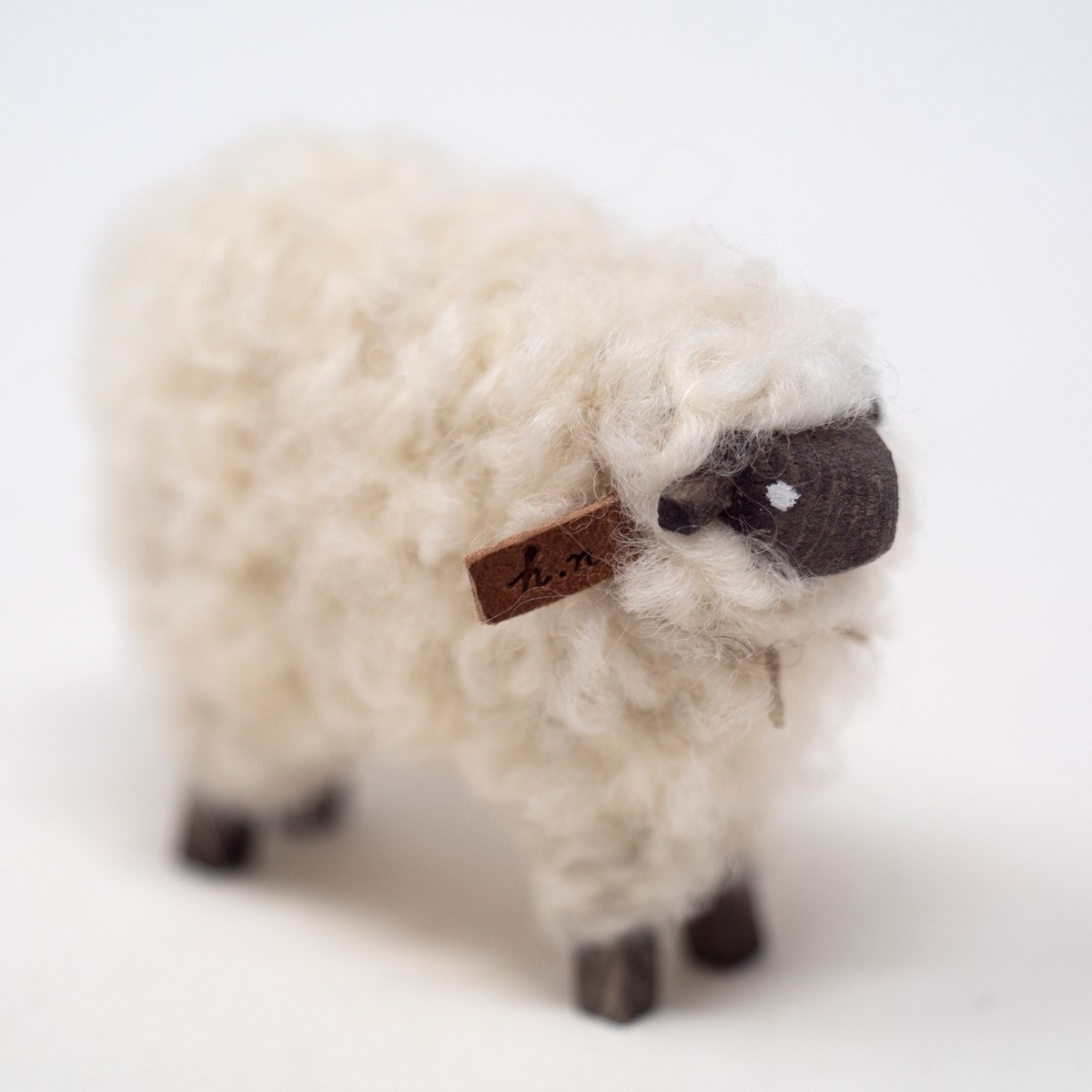 Photo of Large Suffolk Sheep Figurine