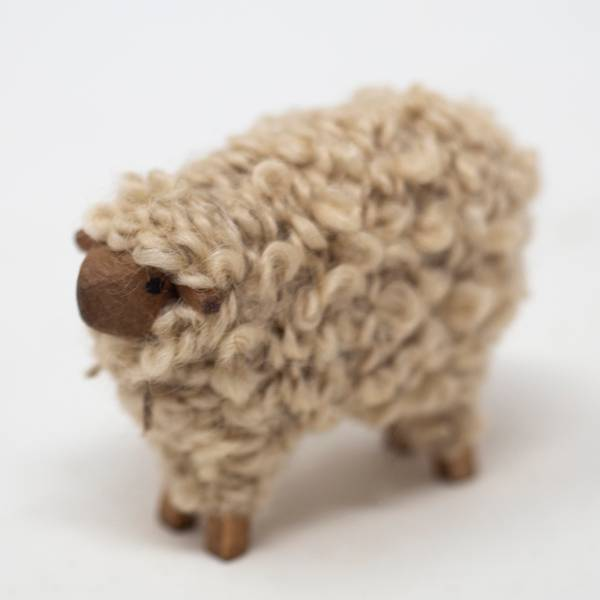 Image of Large Kinari Sheep Figurine